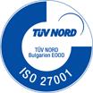 27001:2013 ceritfied